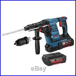 Bosch GBH36VF-Li Plus 36V SDS+ Rotary Hammer drill with quick change chuck