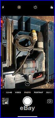 Bosch GBH5 40DCE 110V 5Kg SDS Max Rotary Hammer Drill 0611264060 #66