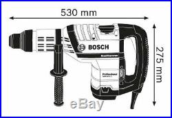 Bosch GBH8-45D Professional Corded Rotary Hammer Drill Powerful 220VAC 1500W