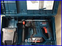 Bosch GBH 18V-20 professional hammer drill SDS