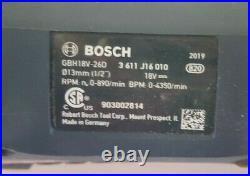 Bosch GBH 18V-26 D Hammer Drill (Tool Only)