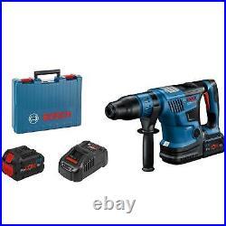 Bosch GBH 18V-36 C 18v BITURBO Cordless SDS MAX Rotary Hammer Drill 2 x 8ah Li-i