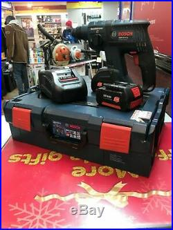 Bosch GBH 18V-LI 18v Li-ion SDS-Plus Hammer Drill 2 X 2.6Ah Li-ion Battry L-BOXX