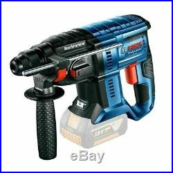 Bosch GBH 18 V-20 SDS +Cordless Rotary Hammer drill With Free B-46545 Drill Bit