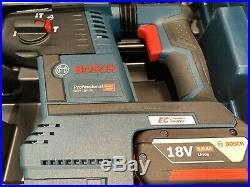 Bosch GBH 18 V-26 SDS+ Brushless Hammer Drill 2 x 5.0Ah + L-BOXX