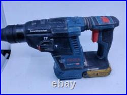 Bosch GBH 18 V-26 SDS+ Brushless Rotary Hammer Drill 1x 5Amp Battery No charger
