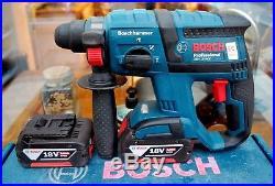 Bosch GBH 18 V-EC Li-ion SDS Plus BRUSHLESS Rotary Hammer Drill 5.0Ah