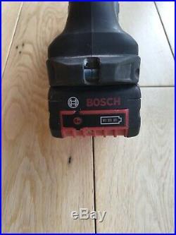 Bosch GBH 18 V-LI 18V Compact SDS+ Hammer Drill Bare Unit & 1 Battery Good Con