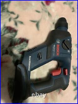 Bosch GBH 18 V-Li 14.4-18V Compact SDS Cordless hammer Drill