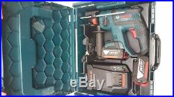 Bosch GBH 18 V-Li 18v SDS Plus Rotary Hammer Drill 2x5.0ah