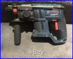 Bosch GBH 18v-20 Cordless SDS Hanmer Drill BOSCHHAMMER