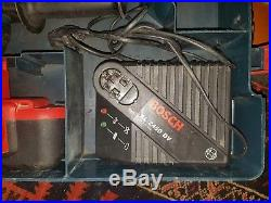Bosch-GBH-24V-24v-volt-Cordless-Hammer-Drill-SDS-Plus-2x 24v 2Ah Batteries