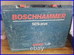 Bosch GBH 24V VRE Cordless Hammer Drill SDS Plus Battery, Charger, Case
