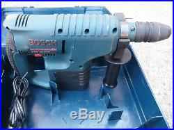 Bosch GBH 24 VFR 24V Cordless SDS hammer Drill Kit, 3Ah & 1.7Ah Battery, Charger