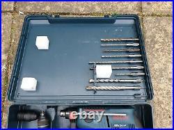 Bosch GBH 24 VF 24V Cordless SDS hammer Drill Kit AL2450 Charger, no battery