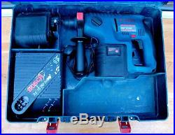 Bosch GBH 24 VRE SDS+ 24V 3.0Ah Ni-Cd Heavy Duty Hammer Drill with DEFECT