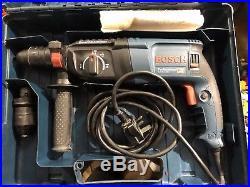 Bosch GBH 2-26F SDS Hammer Drill, 230v, Changeable Chuck, 2017