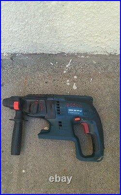Bosch GBH 36VF- LI SDS Hammer Drill very good condition. Body only