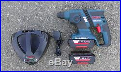 Bosch GBH 36V-EC Compact, Cordles SDS Hammer Drill, 36 Volt, 2 Mode