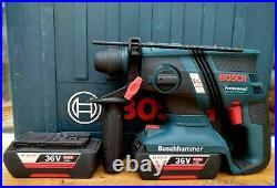 Bosch GBH 36V-EC Compact Professional 36V Brushless Hammer Drill SDS+ 2.0Ah
