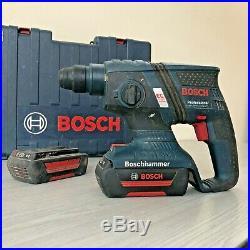 Bosch GBH 36V-EC Compact Professional 36V Rotary SDS Hammer Drill 2X Battery CAS