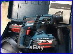 Bosch GBH 36V-EC Compact hammer drill