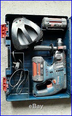 Bosch GBH 36V-li Professional 3 Mode SDS Rotary Hammer Drill