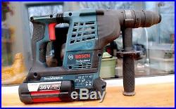 Bosch GBH 36 VF-LI Plus Professional 36V Hammer Drill SDS+ 4.0Ah Battery