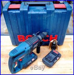 Bosch GBH 36 VF-LI Professional 36V SDS+ Cordless Hammer Drill 2 x 2.6Ah