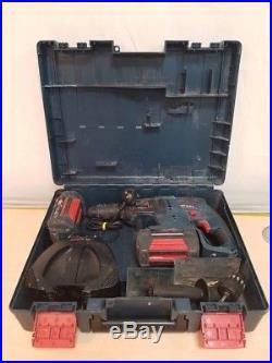 Bosch GBH 36 VF-LI Professional 36V SDS+ Cordless Hammer Drill 2 x 2,6Ah, Case
