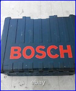 Bosch GBH 36-VF- LI SDS Hammer Drill 2×batteries. Charger