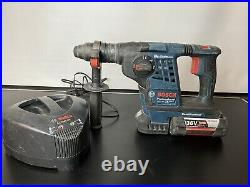 Bosch GBH 36 VF-Li Plus Hammer Drill With Charger & 4.0Ah Battery