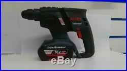 Bosch GBH 36 V-EC Compact Professional 36 Volt SDS Hammer Drill + 2.0AH BATTERY