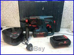 Bosch GBH 36 V-LI 36V Cordless SDS Hammer Drill + 2 Batteries