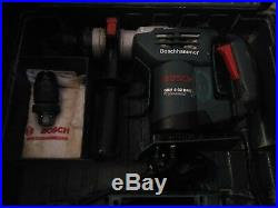Bosch GBH 4-32 DFR 4KG SDS Plus Hammer drill 240V 900w