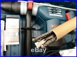 Bosch GBH 4-32 DFR Corded 110V SDS rotary hammer Drill, breaker, kango, chisel