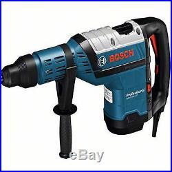 Bosch GBH 8-45 D 8kg 1500W SDS-Max Rotary Hammer Drill Breaker GBH8-45D 240V