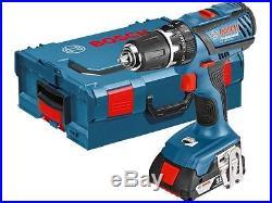 Bosch GSB182LI Plus 18-Volt Lithium Ion Cordless Combi Hammer Drill 1 X 4.0AH