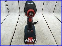 Bosch GSB18V-755C Hammer Drill/Driver + GDX18V-1800C Impact Driver + 2 Batteries