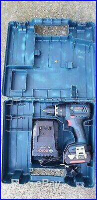 Bosch GSB 1800 18V Li Cordless combi hammer drill driver, 3.0Ah battery charger