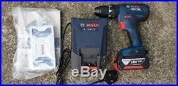 Bosch GSB 18V-28 Li Cordless combi hammer drill 18V, 4.0Ah battery Fast Charger
