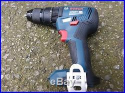 Bosch GSB 18V-50 Li Cordless combi hammer drill driver, brushless, heavy duty