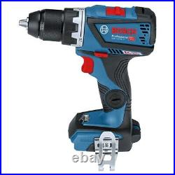 Bosch GSB 18V-60 C 18V Cordless Hammer Impact Drill Driver Brushless Bare Tool