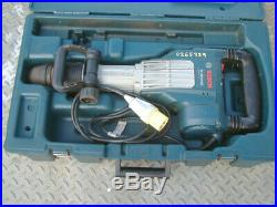 Bosch GSH11VC Professional Demolition Hammer Breaker / Kango, SDS-Max, Free P&P