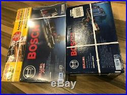 Bosch GWS8-45, 11255vsr, GDE18V-26DB15 Hammer Drill, Grinder, Dust Extractor