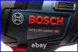 Bosch GXL18V-224B25 18V 2-Tool Kit 1/4 & 1/2 Impact Driver & 1/2 Hammer Drill