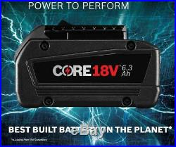 Bosch GXL18V-225B24 18V Combo Kit, 1/2 Hammer Drill/Driver, 1/4 Impact Driver