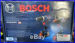 Bosch GXL18V-251B25 18 Volt Hammer Drill & Impact Driver Kit Brushless 18V