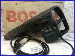 Bosch Gbh 11 De Sds Max Hammer Drill / Breaker 110v