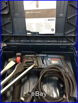 Bosch Gbh 2-20 D Sds Hammer Drill Chisel Action 230v 240v